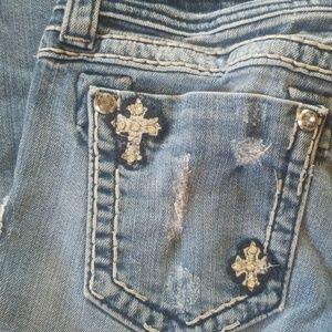 Miss Me Jeans - MISS ME JEANS SZ 26